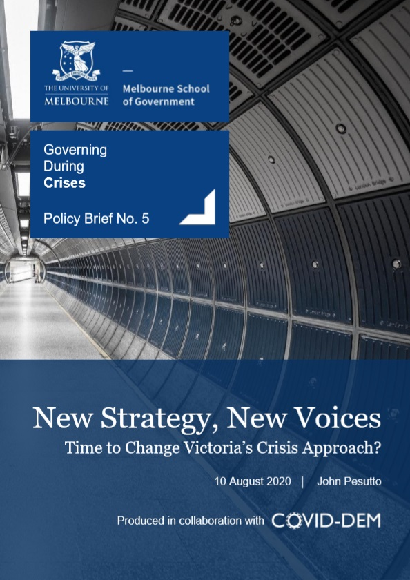 New strategy, new voices