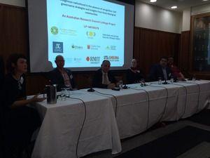 Australian Fulbright Association Event