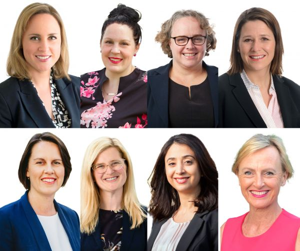 Eight fellows from the Pathways to Politics Program for Women will contest seats in the 2018 Victorian election